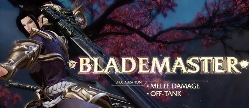 blademaster Personaje